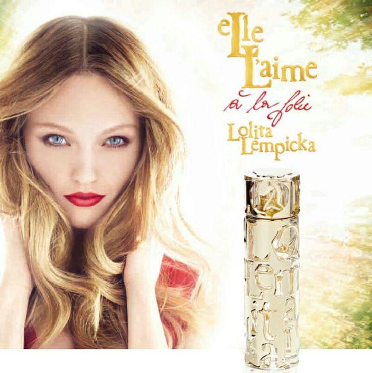Lolita Lempicka Elle L'aime - úžasná vůně na jaro a léto 2015 http://www.parfums.cz/lolita-lempicka/elle-laime-parfemovana-voda-pro-zeny/