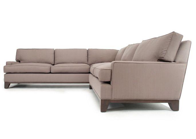 Madison L Shape Sectional Sofa  sc 1 st  Pinterest : thrive sectional - Sectionals, Sofas & Couches
