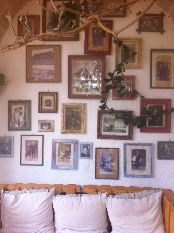 Salle du petit déjeuner - Masseria Montenapoleone- Pezze di Greco- Puglia