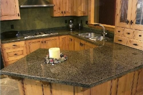 Granite Kitchen Countertop At Rs 200 Square Feet Granite