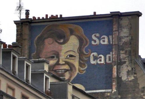 ad Bébé Cadum - France