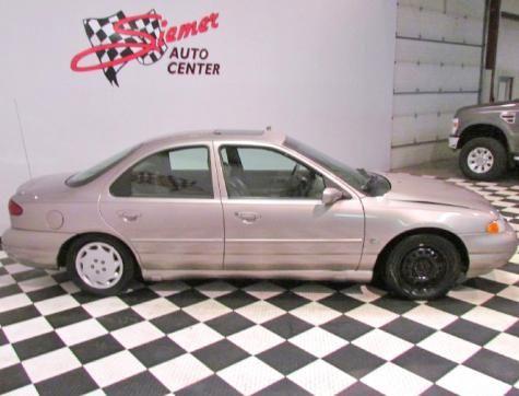 $798 only — '95 Ford Contour SE sedan for sale under $1000 near Omaha, Nebraska NE