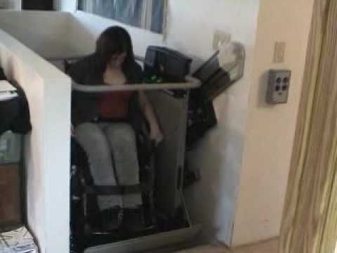 53 best images about wheelchair lifts elevators on for Www garaventalift com