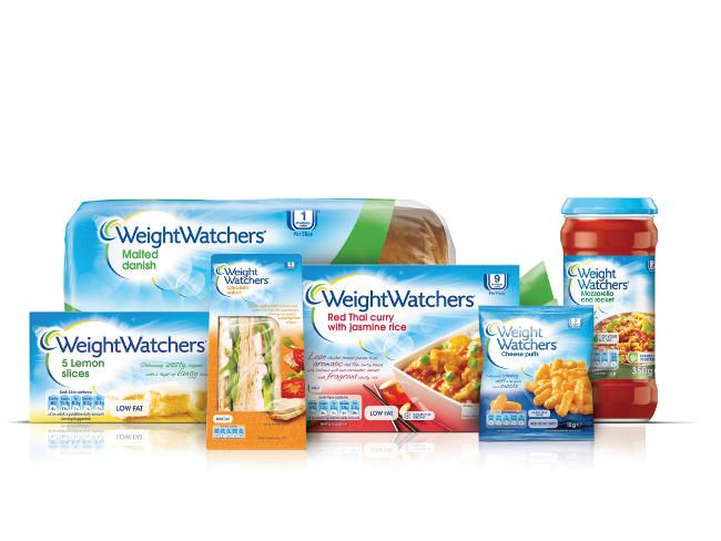 Weight Watchers on Packaging of the World - Creative Package Design Gallery