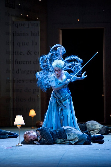 Cendrillon / Massenet ::: So nice set and costumes at the Royal Opera House!