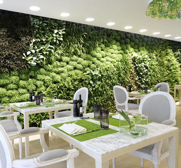 M s de 1000 ideas sobre muros verdes en pinterest - Muros verdes verticales ...