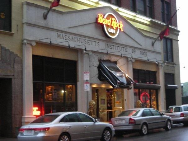 Hard Rock Cafe Indianapolis Indiana