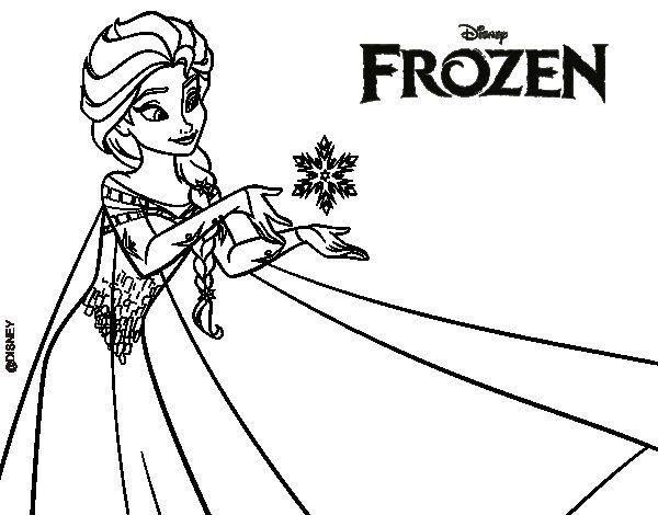 Desenhos Para Colorir Frozen 55 Modelos Para Imprimir Com