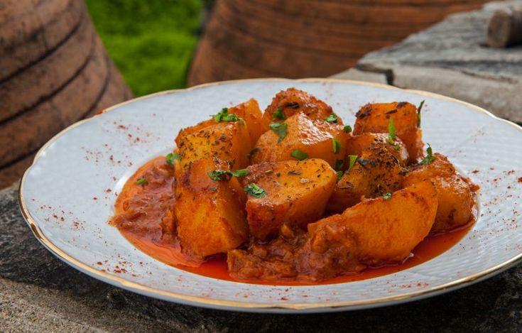 Ένα απλό αλλά θεσπέσιο φαγητό από τη νηστήσιμη μαγειρική του Αγίου Όρους.