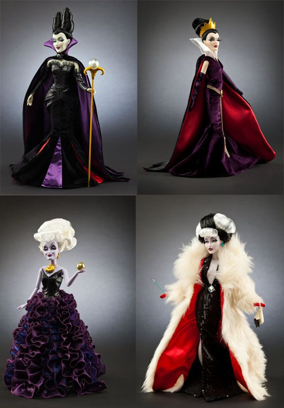 disney villain costumes | Disney's Villains Designer Collection | Mudpie