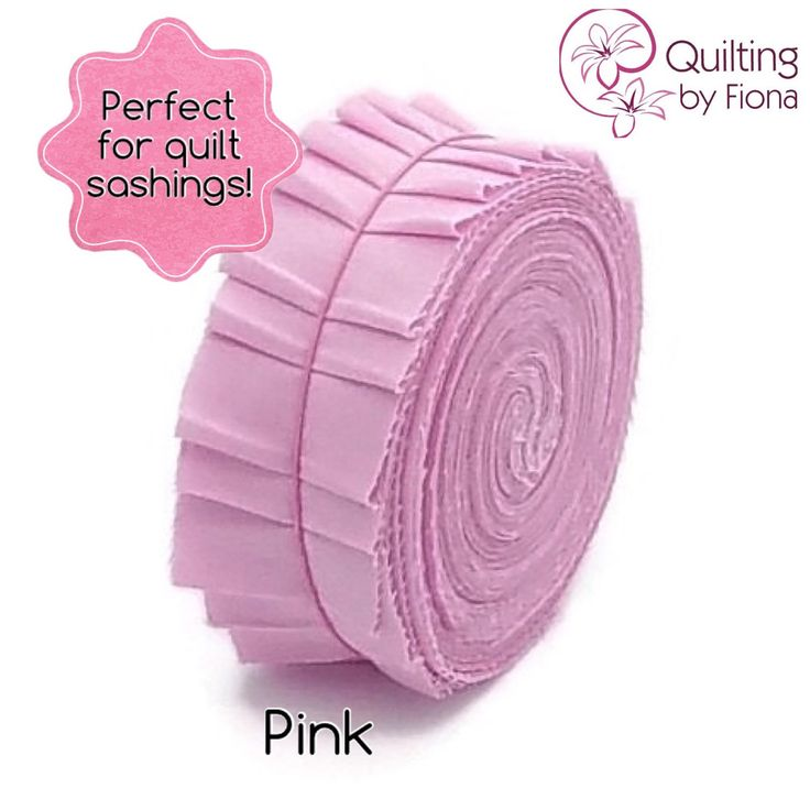 A personal favourite from my Etsy shop https://www.etsy.com/listing/234324760/20-pink-precut-honey-bun-fabric-strips