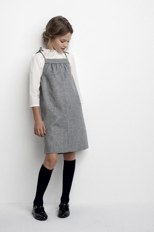 Winter style- kids fashion and clothes (girls)- minimal, chic and adorable!