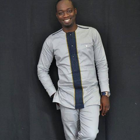 African shirt African clothing African men's wear by AnkaraBowTies