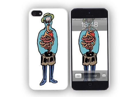 iPhone 4/4s/5 case That Guy! / designed by Jakub Tytykalo / 31,- € / www.vajco.cz