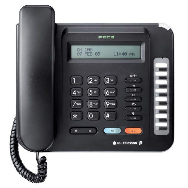 LG iPecs Phone System handset