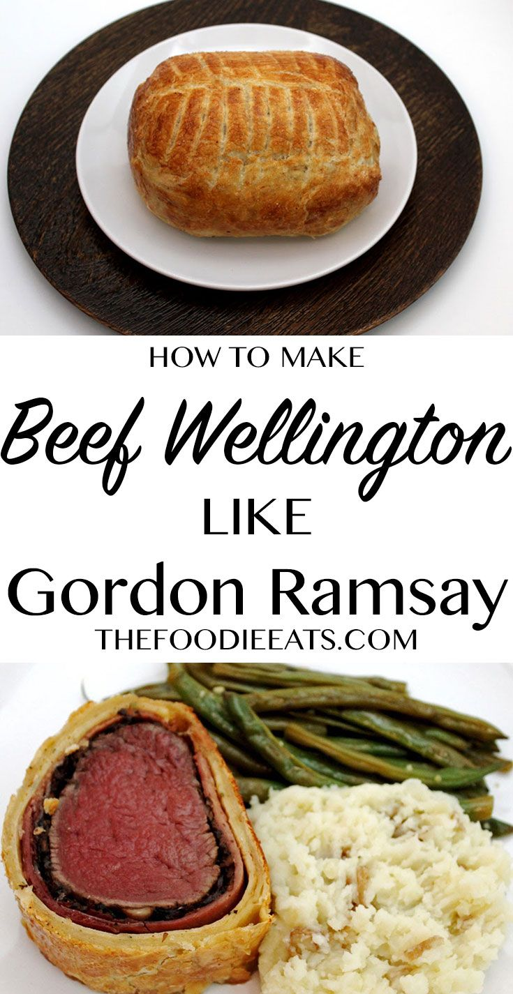 The 25+ best Gordon ramsay beef wellington ideas on Pinterest