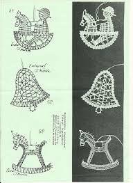 Resultado de imagen de bobbin lace Natal / Christmas