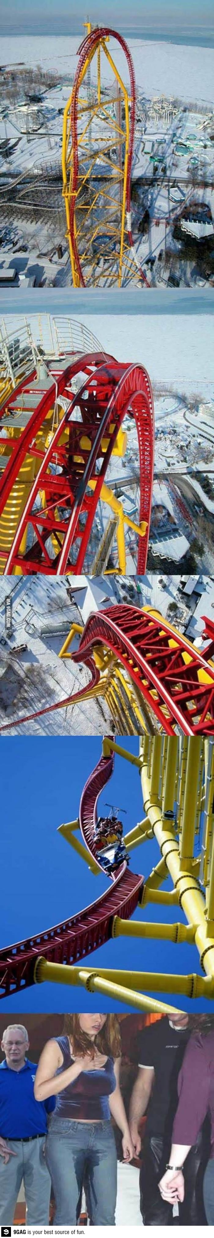 World scariest roller coaster