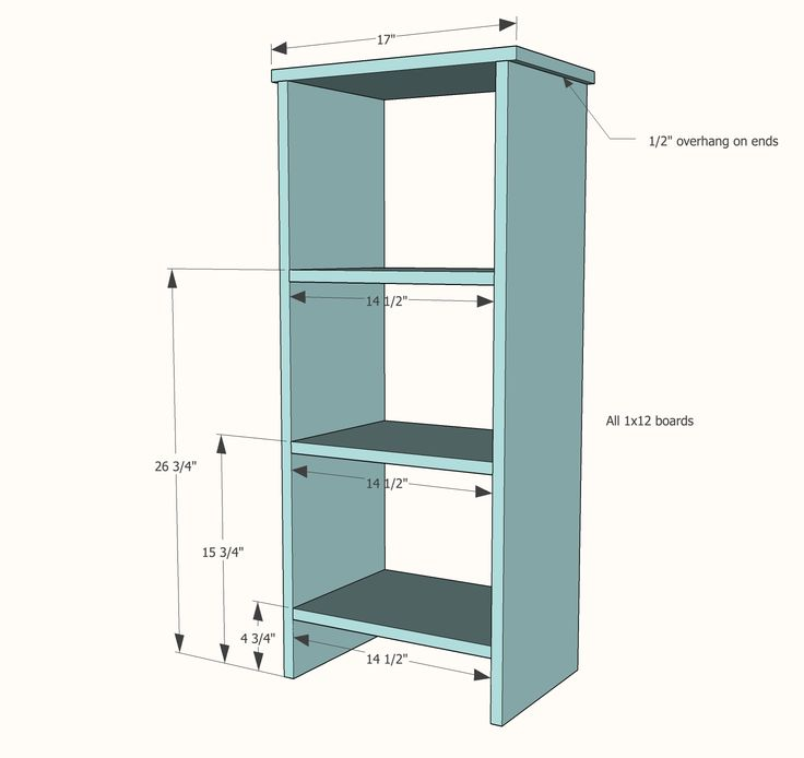 Ana White Build A Vegetable Bin Cupboard Free And Easy