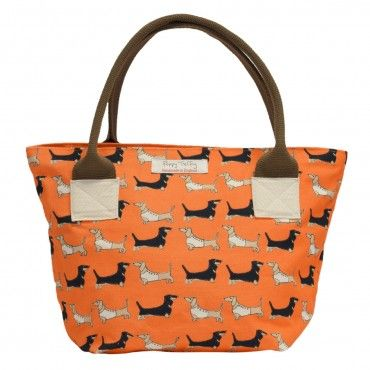 cute tote handbag @Poppy Treffry #bedachshing