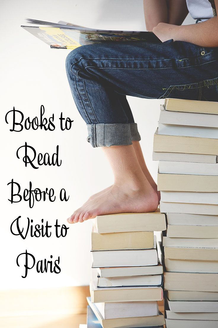 Books to Read Before a Visit to Paris {Guest Post by Misadventures with Andi}