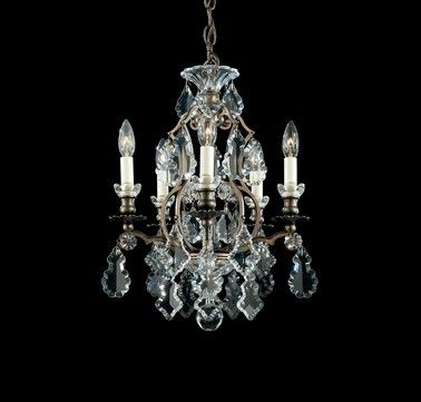 55 best brands schonbek images on pinterest schonbek lighting schonbek renaissanceversailles 5 light mini chandelier mozeypictures Image collections