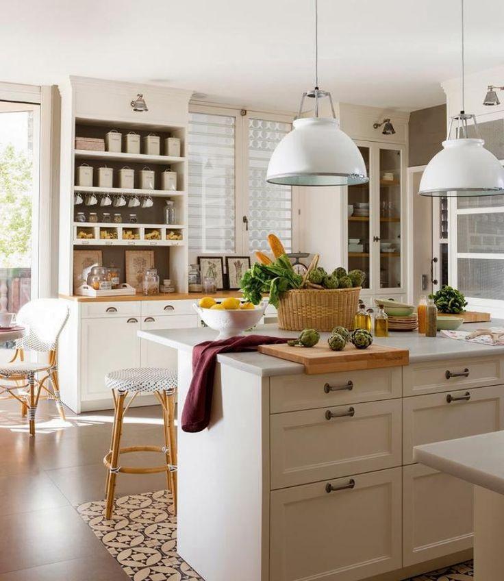 Cocinas de ensue o estancias que inspiran arquitectura for Cocinas de ensueno