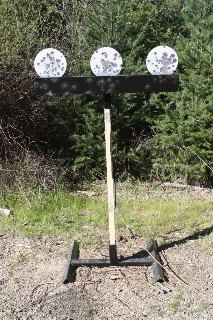 How To Build A Plate Rack Target - WoodWorking Projects & Plans