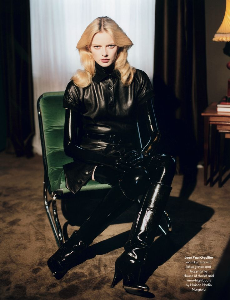 by Robi Rodriguez for AnOther Fall 2012!