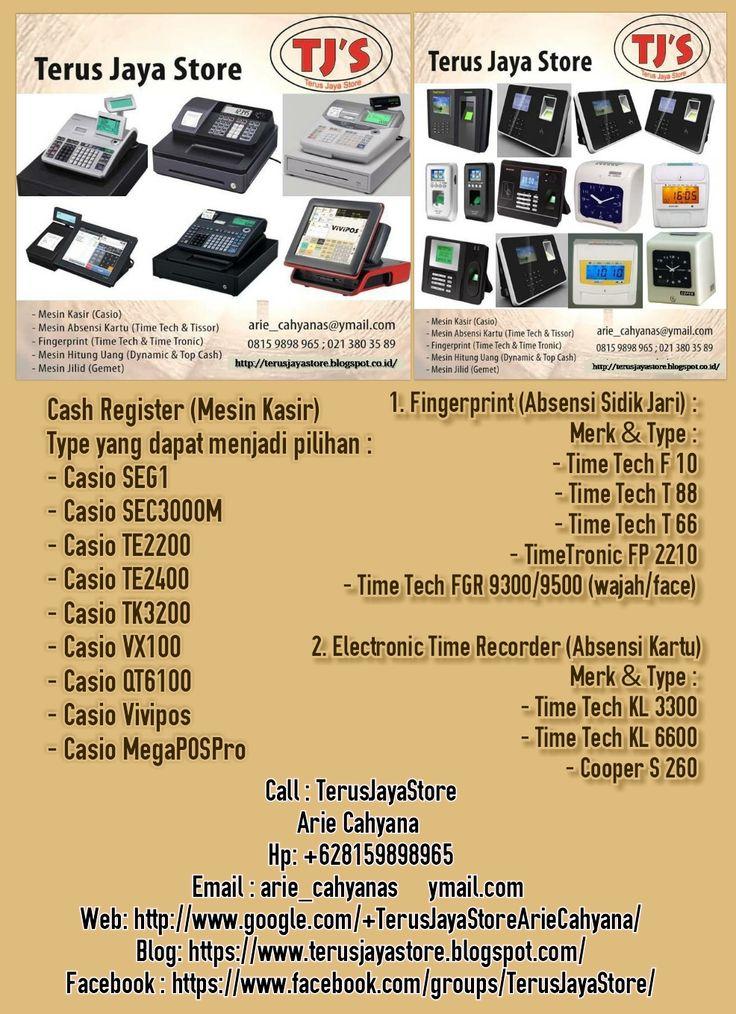 Do not be hesitate to contact us for further information and order  TerusJayaStore  ArieCahyana/+628159898965/arie_cahyanas@ymail.com   #cashregister #mesinkasir #restaurant #casio #rumahmakan #electronic #usaha #bisnis #business #gemet #binding #jilid #offistar #moneycountermachine #mesinhitunguang #absensi #attendance #brother #dynamic #fingerprint #mesintik #mesinjilid #mesinabsen #murah #perlengkapan #jakarta #tangerang #indonesia