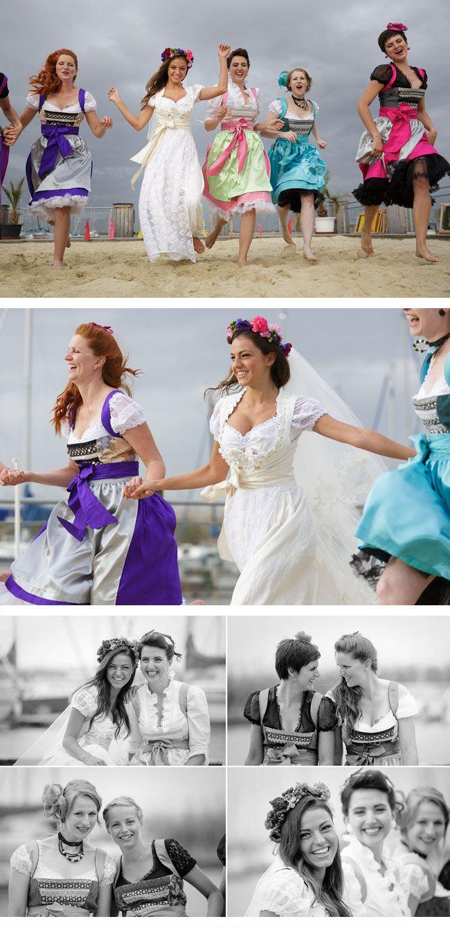 22 best Brautjungfernkleider images on Pinterest | Festliche kleider ...