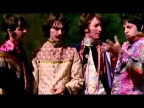 The Beatles I Am The Walrus HD - YouTube