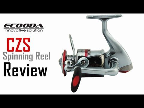 Ecooda CZS Spinning Reel Review by T.G. from Eposeidon. For more details, visit our website at: http://www.eposeidon.com/spinning-reels/