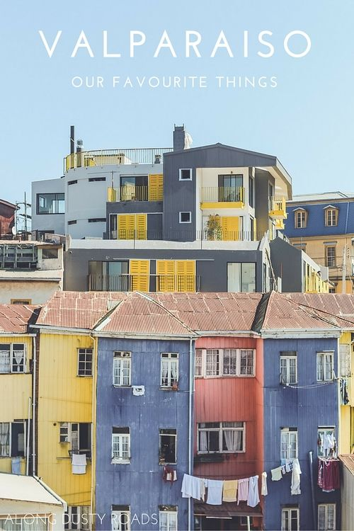 Home to art, culture and the best empanadas we found in South America, it's no wonder that Valparaiso was our favourite city in Chile. Click on the pin to discover why it will become yours too.