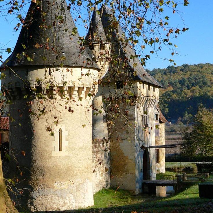 château-francs-dordogne #perigueux #dordogne