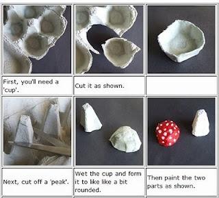 Table of Four: Mushroom Craft