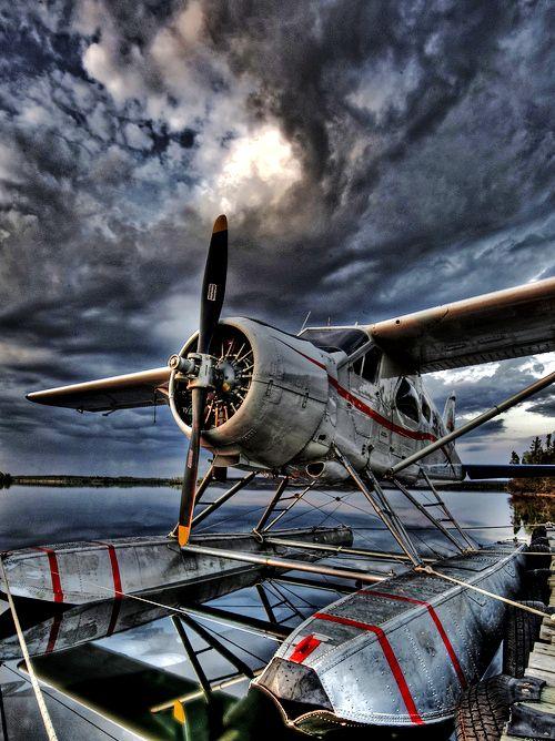 Beaver Float plane. Oh Canada.