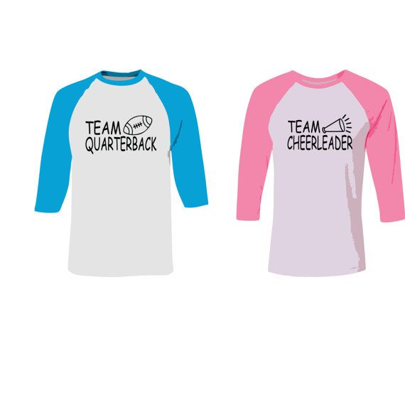 Gender Reveal Shirts Gender Reveal Party It's by BornFabulousKids