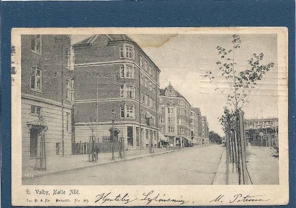 MØLLE ALLE 1906