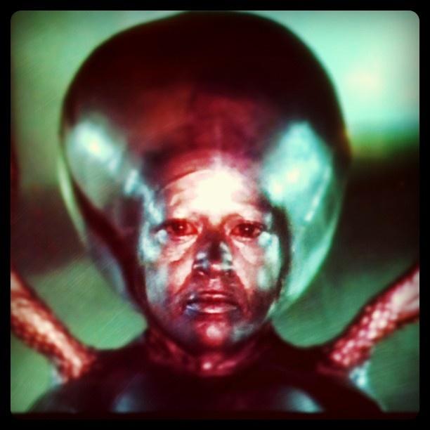Invaders From Mars | Monster Mash | Pinterest