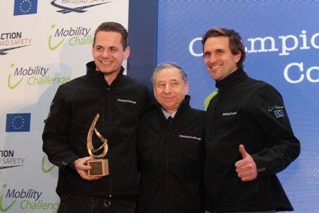 FIA GT1 Champs win FIA I-Mobility challenge
