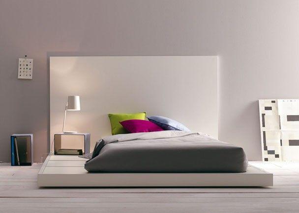 Las 25 mejores ideas sobre camas de tarima en pinterest y - Cabezal cama infantil ...