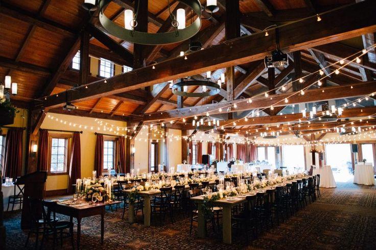 Jessica   Blayne: Private Rocky Mountain Wedding. Silvertip Resort Pavilion, Wedding Reception, Rustic Wedding
