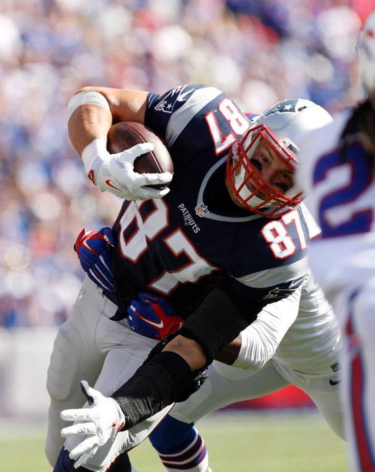 NFL: New England Patriots at Buffalo Bills  -    USA Today Sports Images
