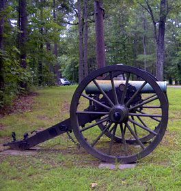 Picketts's Mill Civil War Battlefield