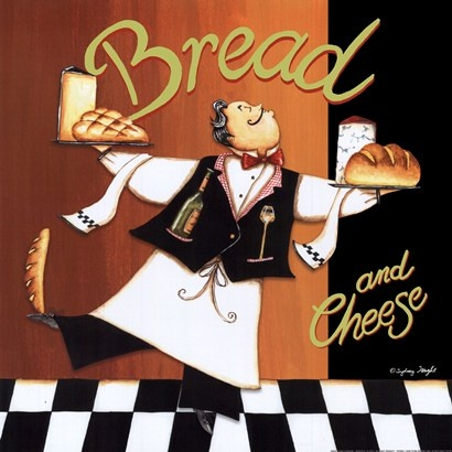 Bread by Sydney Wright