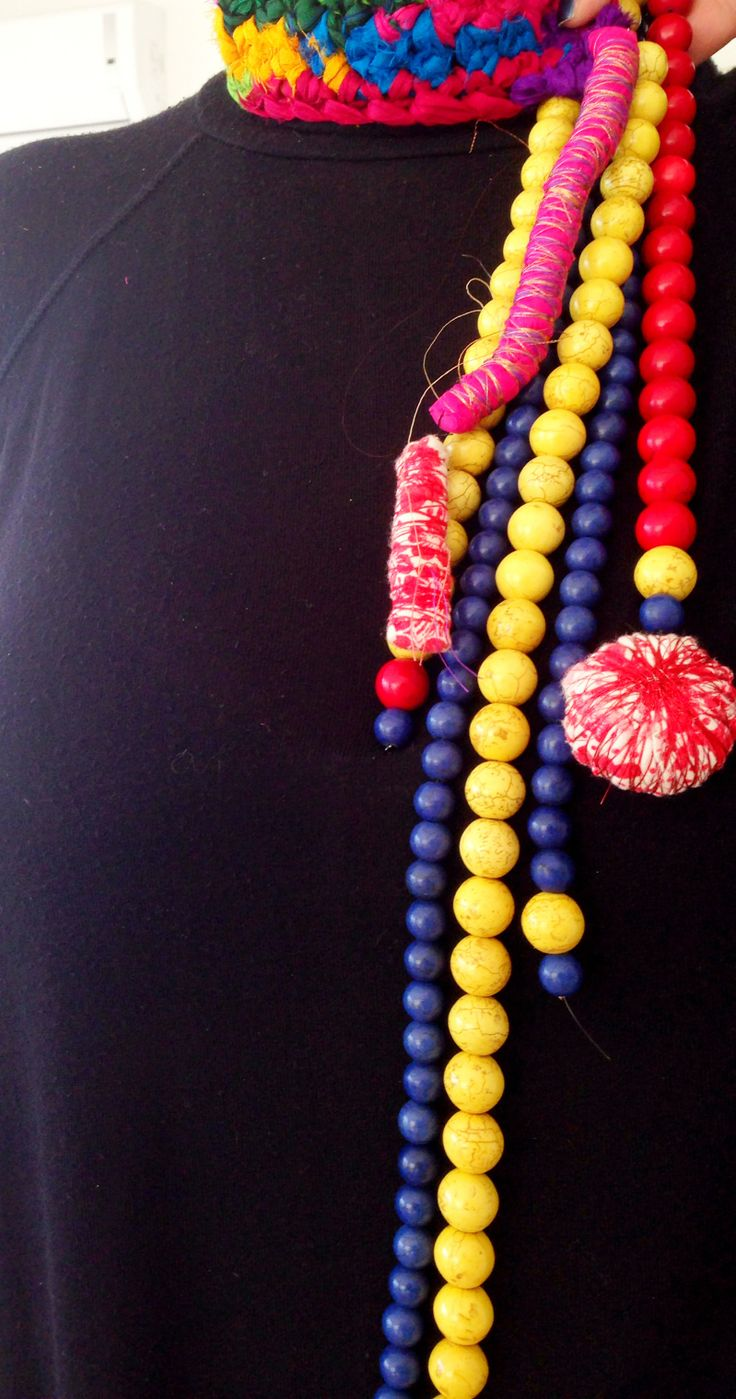 colorfull beads