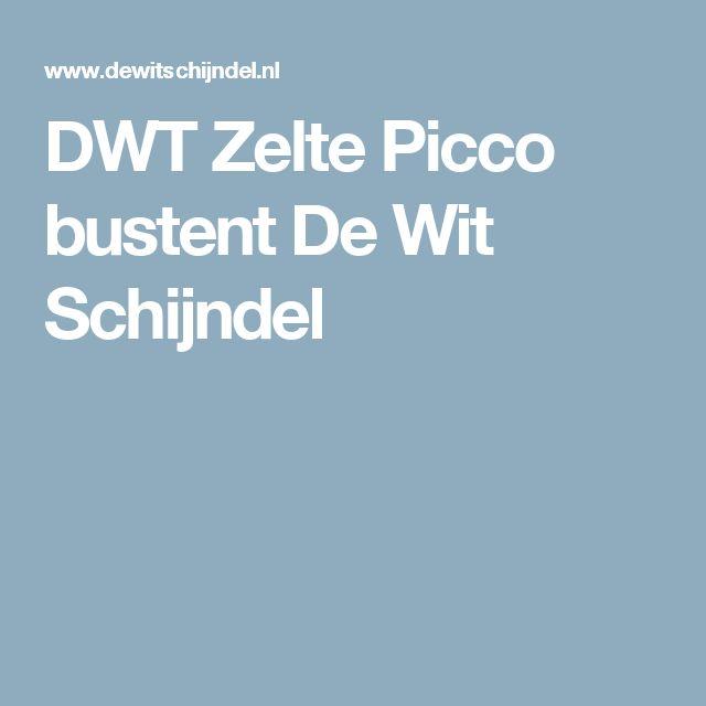 DWT Zelte Picco bustent De Wit Schijndel