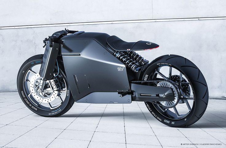 Honda Motorbike http://abduzeedo.com/industrial-design-motorbike-great-japan