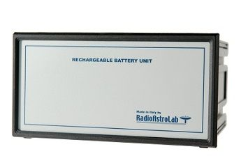 RAL10BT rechargeable source of low-voltage power